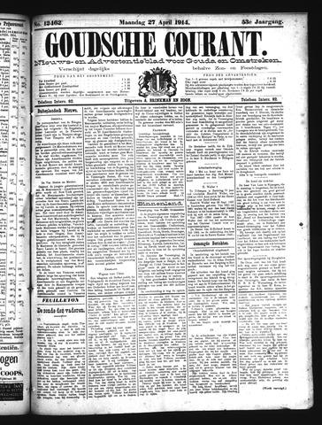 Goudsche Courant 1914-04-27