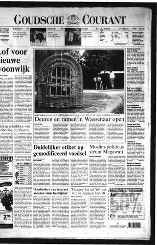 Goudsche Courant 2001-07-26