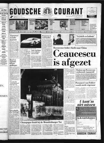 Goudsche Courant 1989-12-22