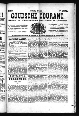 Goudsche Courant 1892-06-30
