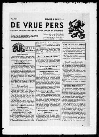 De Vrije Pers 1945-06-05