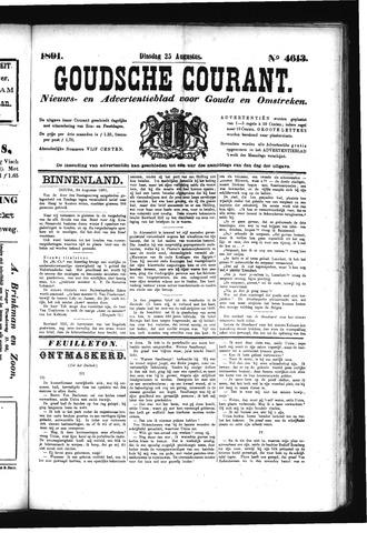 Goudsche Courant 1891-08-25