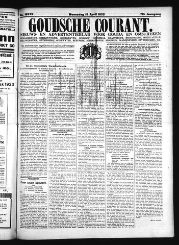 Goudsche Courant 1933-04-19