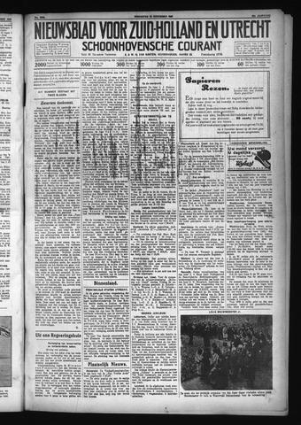 Schoonhovensche Courant 1931-11-18