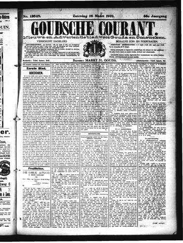 Goudsche Courant 1918-03-16