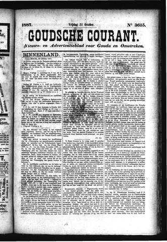 Goudsche Courant 1887-10-21