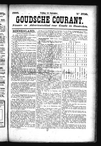 Goudsche Courant 1888-09-14