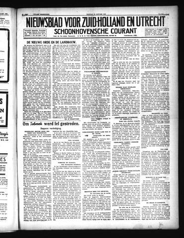 Schoonhovensche Courant 1941-01-24