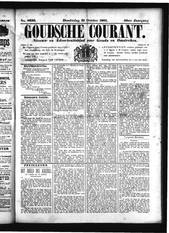 Goudsche Courant 1901-10-31