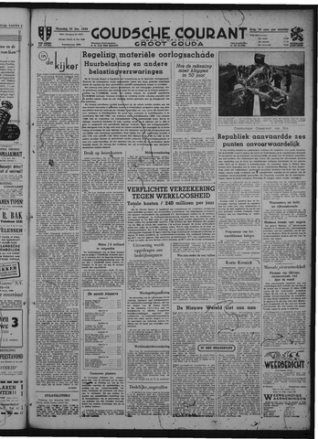 Goudsche Courant 1948-01-26