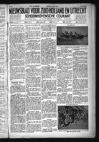 Schoonhovensche Courant 1933-01-09