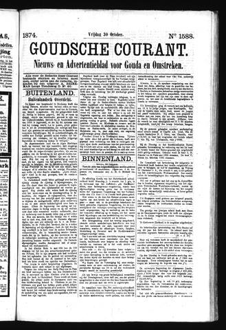 Goudsche Courant 1874-10-30