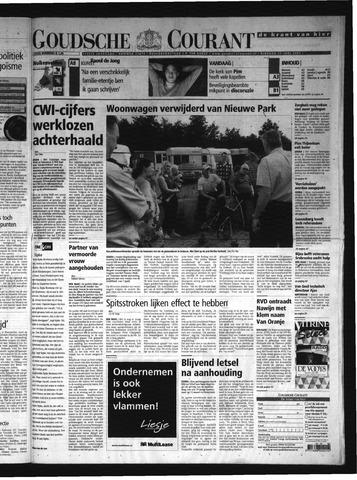 Goudsche Courant 2005-06-21