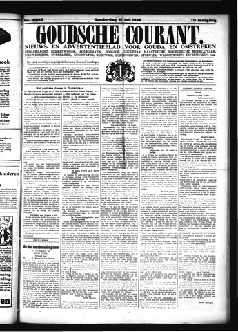 Goudsche Courant 1932-07-21