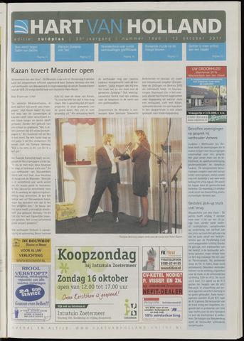 Hart van Holland - Editie Zuidplas 2011-10-12