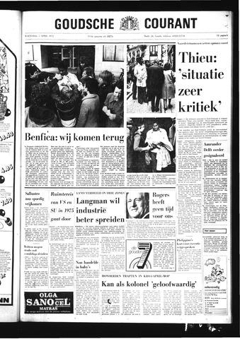 Goudsche Courant 1972-04-05