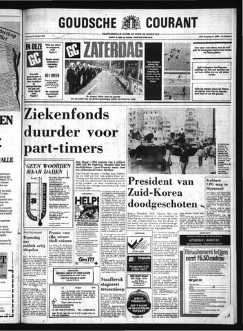 Goudsche Courant 1979-10-27