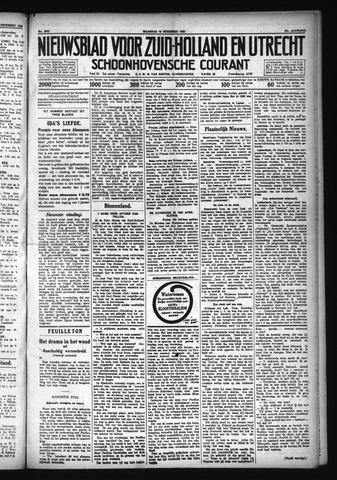 Schoonhovensche Courant 1929-12-16