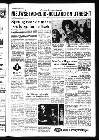 Schoonhovensche Courant 1968-12-23