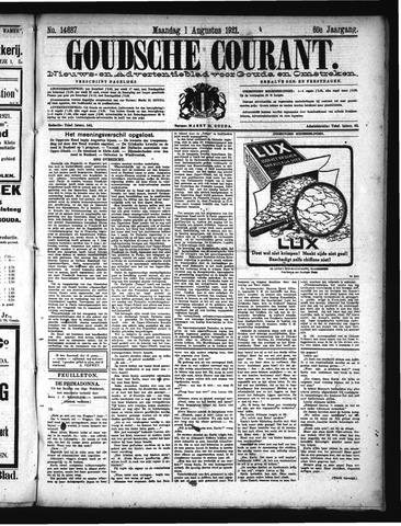 Goudsche Courant 1921-08-01