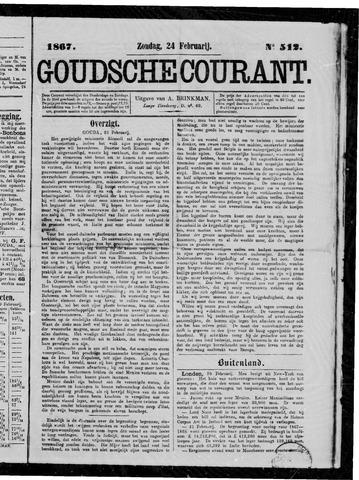 Goudsche Courant 1867-02-24