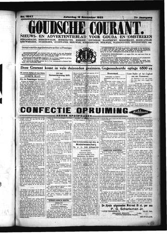 Goudsche Courant 1932-11-19