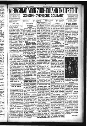 Schoonhovensche Courant 1933-06-21