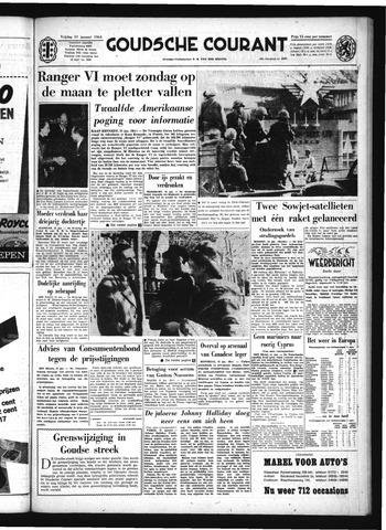 Goudsche Courant 1964-01-31