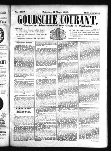 Goudsche Courant 1905-03-11