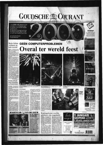 Goudsche Courant 2000-01-01