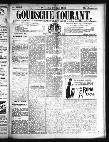 Goudsche Courant 1913-04-23