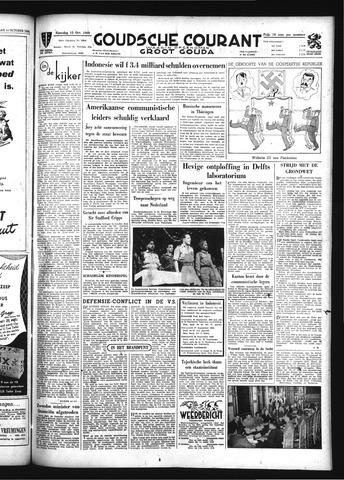 Goudsche Courant 1949-10-15