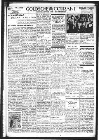 Goudsche Courant 1943-02-08