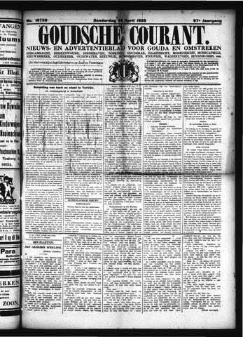Goudsche Courant 1928-04-26