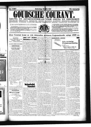 Goudsche Courant 1931-05-23