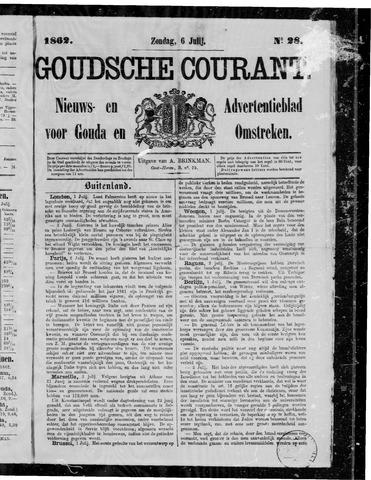 Goudsche Courant 1862-07-06