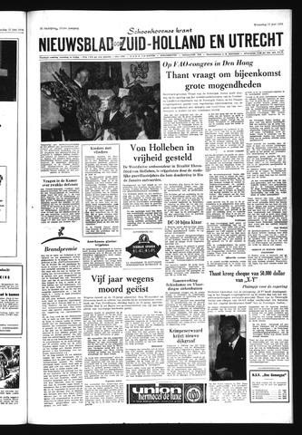 Schoonhovensche Courant 1970-06-17