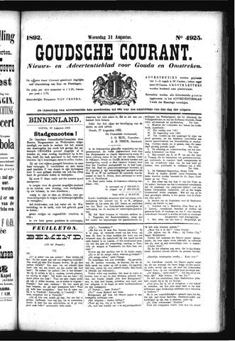 Goudsche Courant 1892-08-31