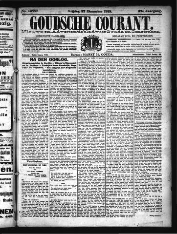 Goudsche Courant 1918-12-27