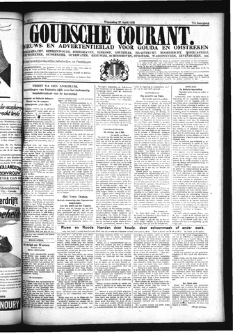 Goudsche Courant 1938-04-27