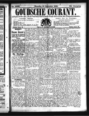 Goudsche Courant 1916-09-25