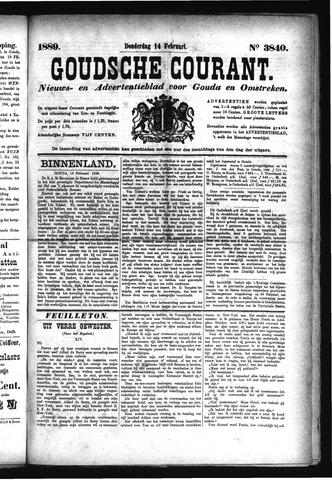 Goudsche Courant 1889-02-14