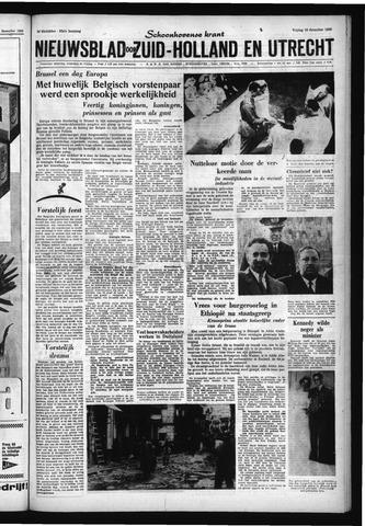Schoonhovensche Courant 1960-12-16
