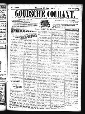 Goudsche Courant 1919-03-17