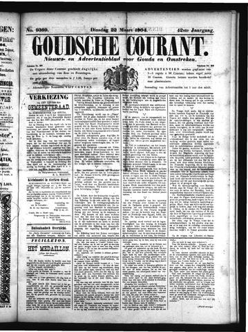 Goudsche Courant 1904-03-22