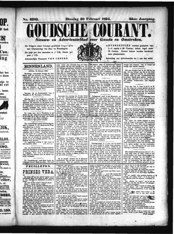 Goudsche Courant 1894-02-20