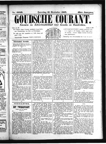 Goudsche Courant 1907-12-21