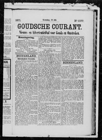 Goudsche Courant 1871-07-19