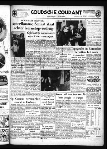 Goudsche Courant 1963-09-24