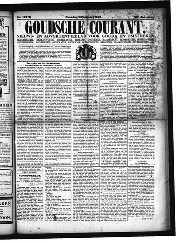 Goudsche Courant 1928-01-31